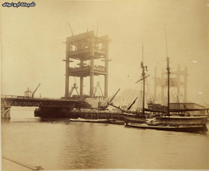 Never-Seen-Before-Construction-Pictures-of-Tower-Bridge-005