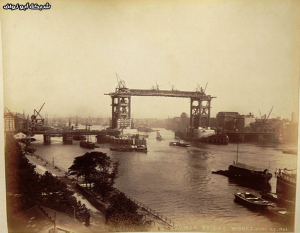 Never-Seen-Before-Construction-Pictures-of-Tower-Bridge-011