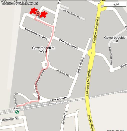esc شرح مبسط وسريع لاسكادا أوت لت ( Escada Outlet ) بمدينة ميونيخ