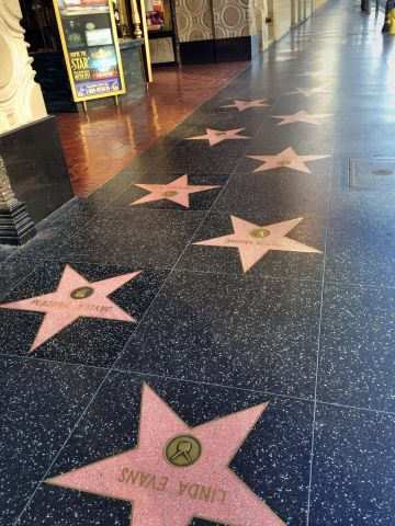 شارع المشاهير في هوليود