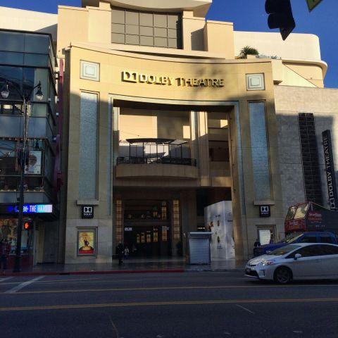 مسرح دوبلي في هوليود