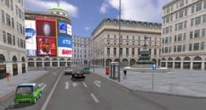 اختبار القيادة في اوروبا