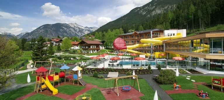 فندق الاطفال في النمسا