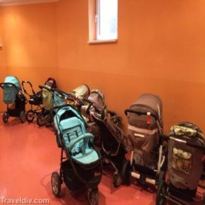 عربات اطفال يمكن استخدامها في اي وقت مجانا