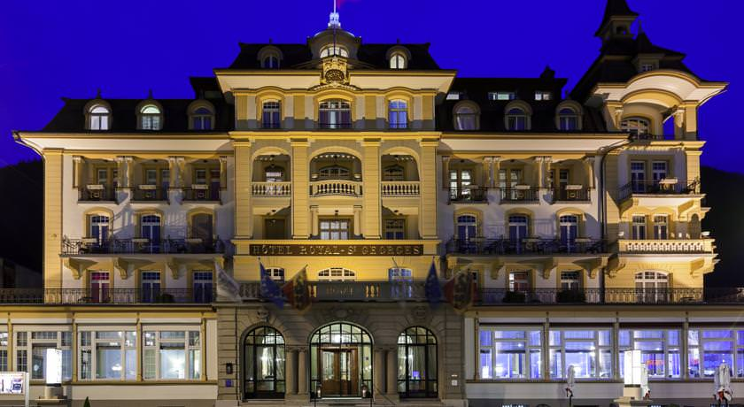 فندق رويال سانت جورج انترلاكن