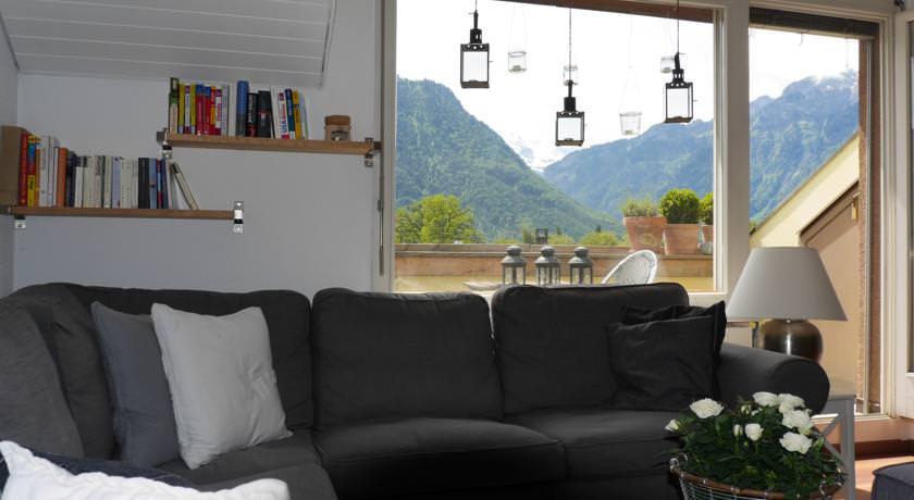 شقة جميلة في انترلاكن