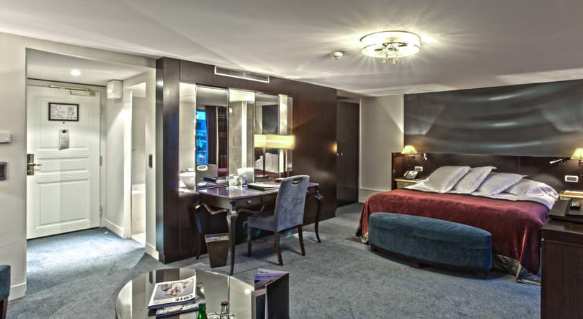 فندق دو لا بيكس جنيف