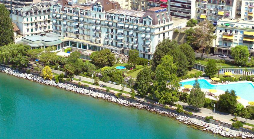فندق ايدن بالاس مونترو