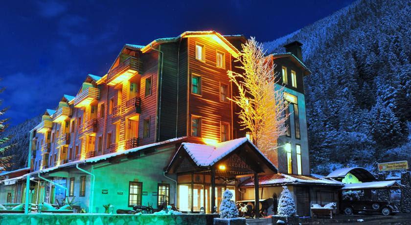 فندق انان كاردسلر اوزنجول