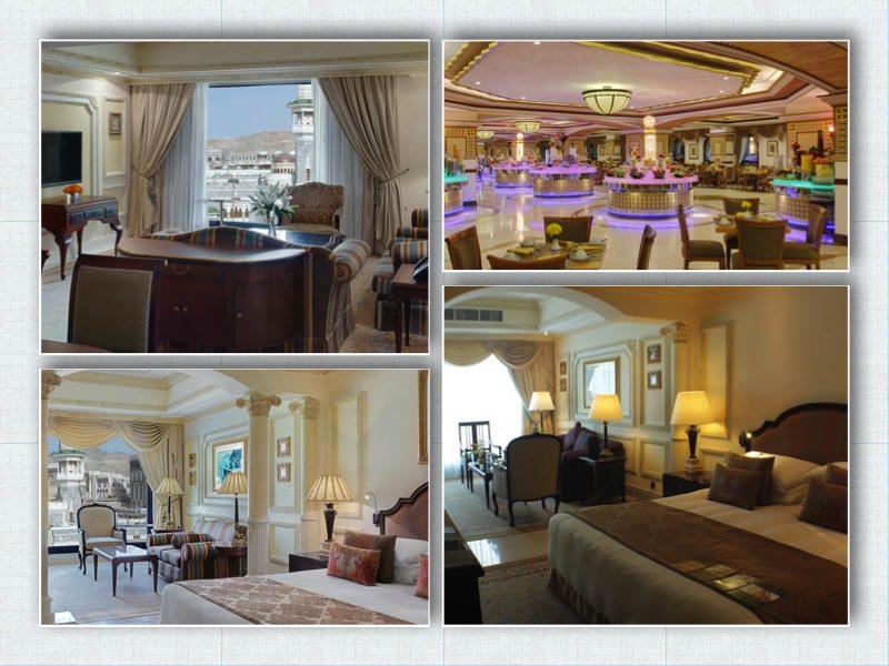 daral افضل و اجمل فنادق مكة القريبة من الحرم مع كل مايهم الزائر لمكة