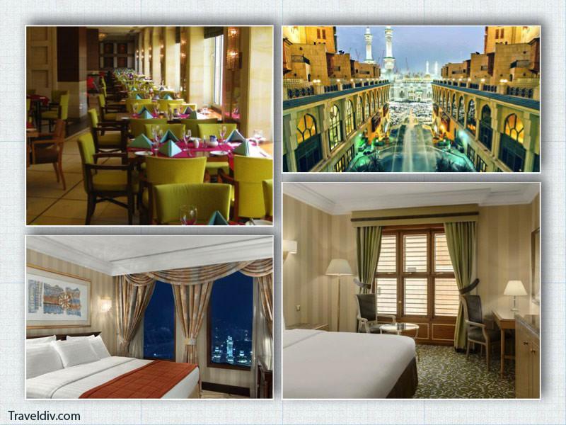 makkahhillton افضل و اجمل فنادق مكة القريبة من الحرم مع كل مايهم الزائر لمكة