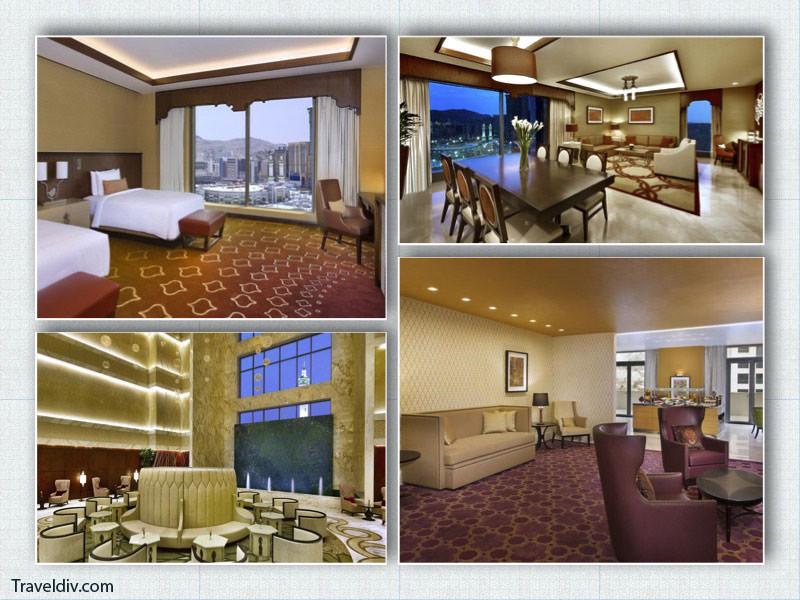 marriott افضل و اجمل فنادق مكة القريبة من الحرم مع كل مايهم الزائر لمكة
