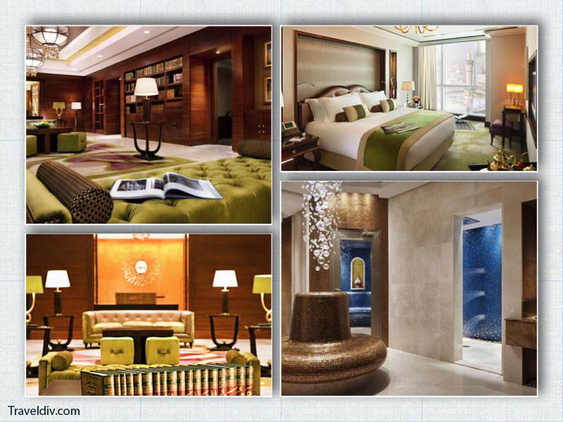raffils افضل و اجمل فنادق مكة القريبة من الحرم مع كل مايهم الزائر لمكة