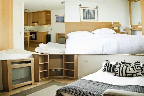 افضل الفنادق و الشقق المفروشة في لندن