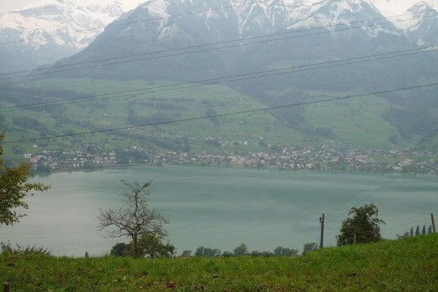 رحتلي الى سويسرا