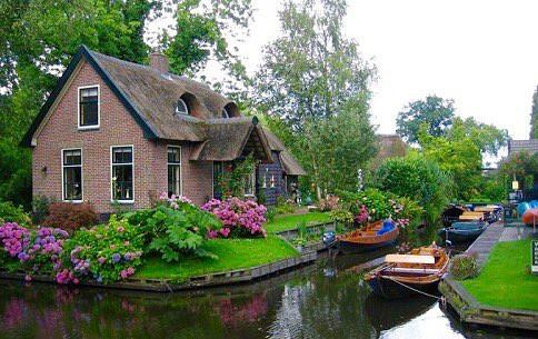 جيثورن في هولندا