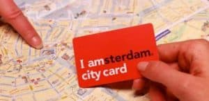 بطاقة امستردام