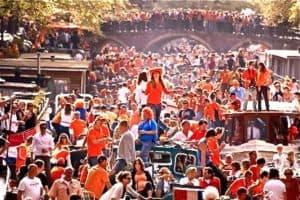 مهرجان الملك في هولندا