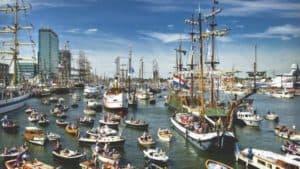 مهرجان السفن في هولندا