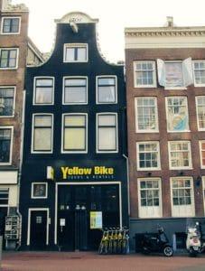 تأجير الدراجات في هولندا
