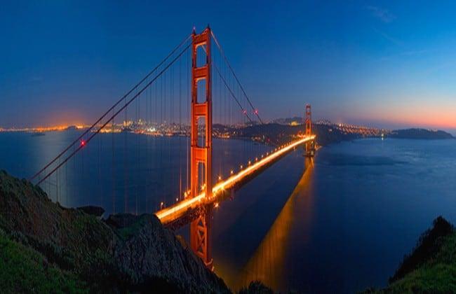 قولدن قيت سان فرانسيسكو