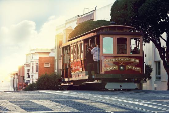ترام سان فرانسيسكو