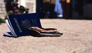 ضياع جواز السفر