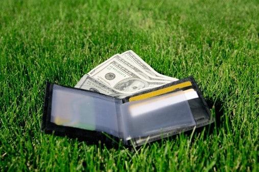 سرقة البطاقة الائتمانية