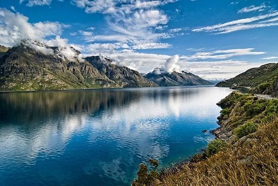 بحيرة Wakatipu