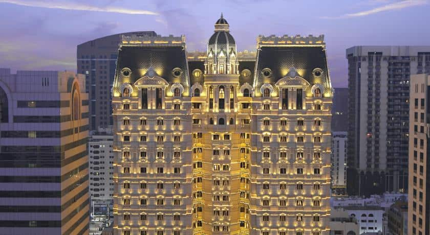 فندق رويال روز ابو ظبي