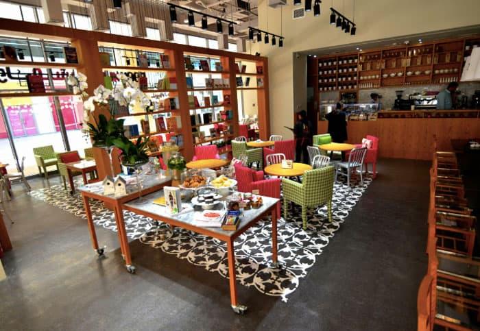 مقاهي دبي