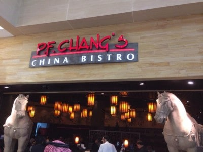 مطعم بي اف تشانغز الصيني