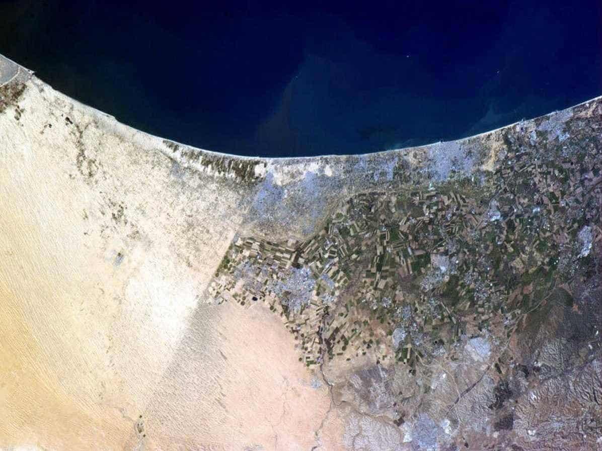 الحدود بين مصر و اسرائيل