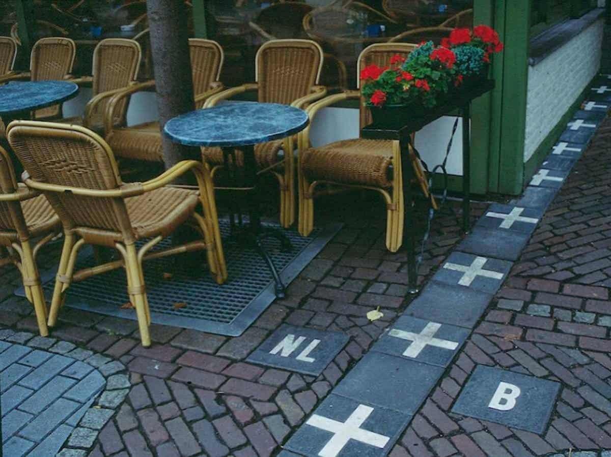 الحدود بين هولندا و بلجيكا