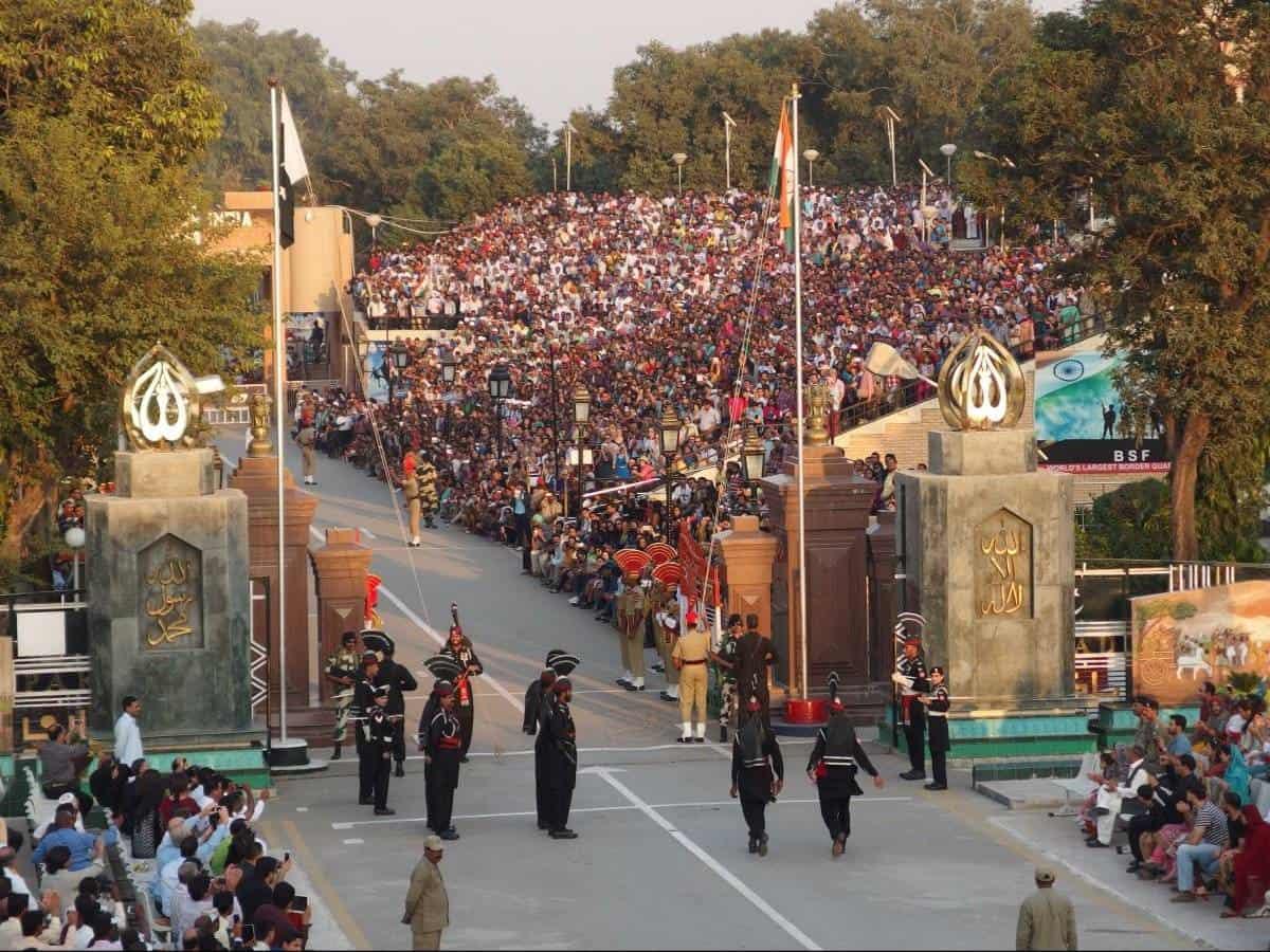 الحدود بين الهند و باكستان