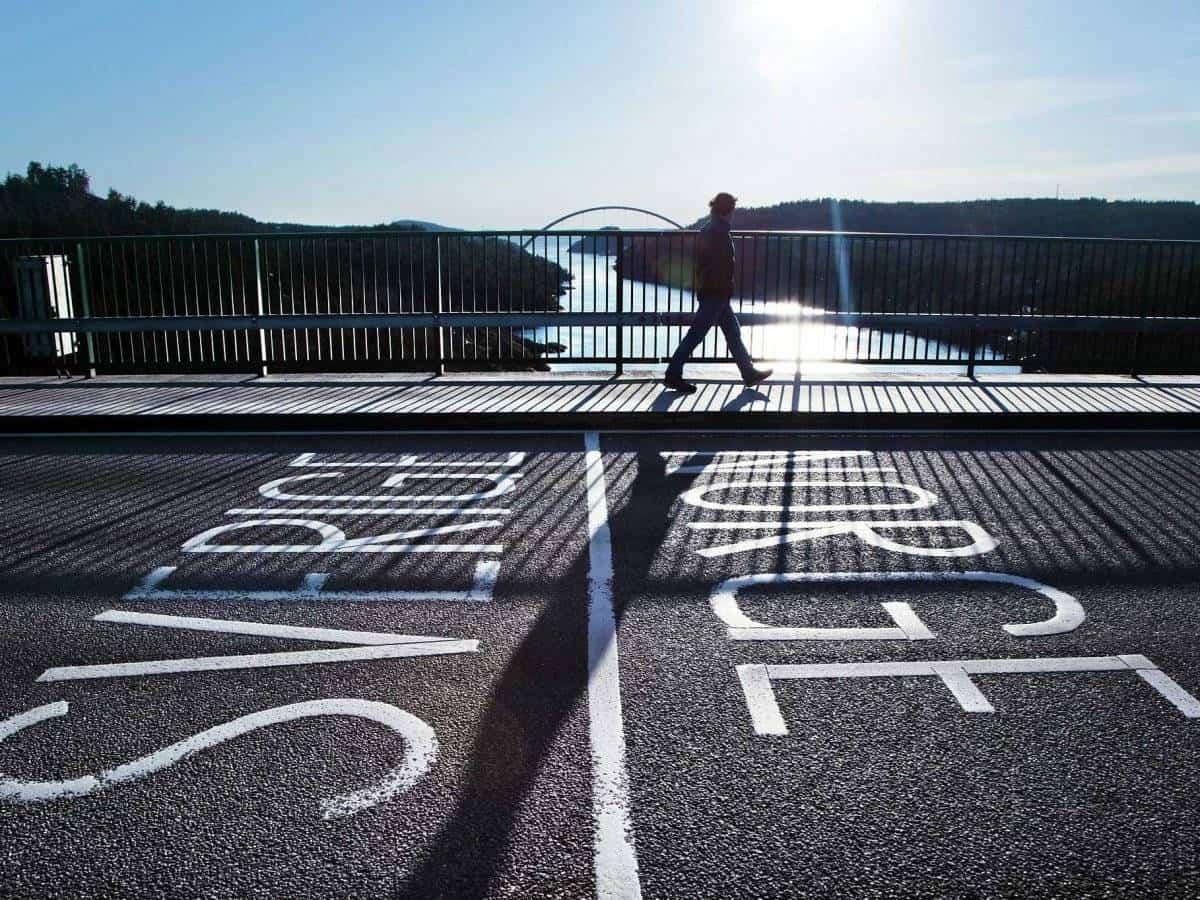 الحدود بين السويد و النرويج