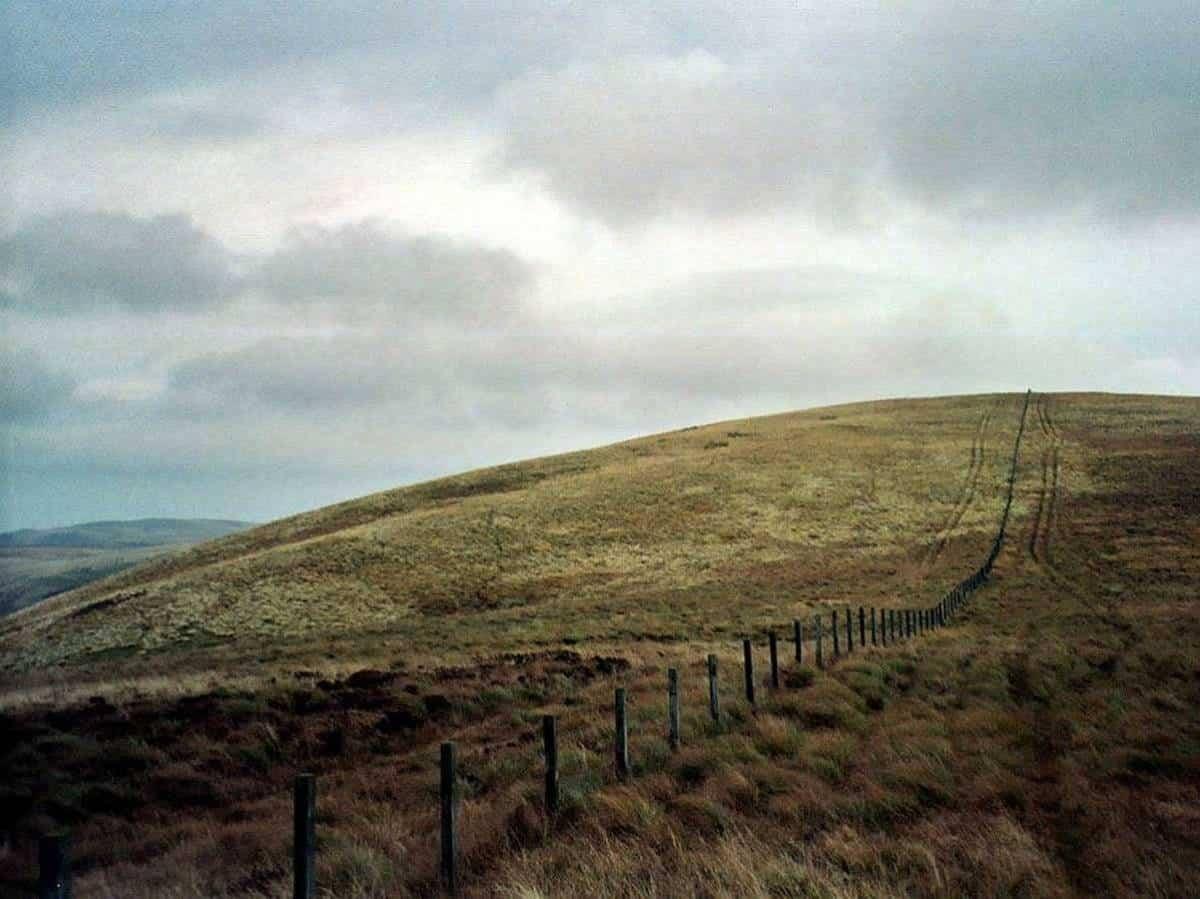 الحدود بين انجلترا و اسكتلندا