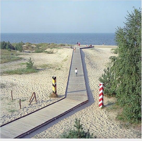 الحدود التي تفصل بين بولندا و ألمانيا