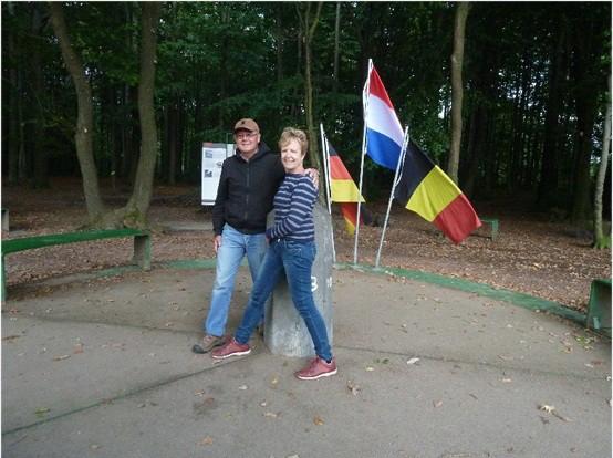 الحدود التي تفصل بين هولندا و ألمانيا