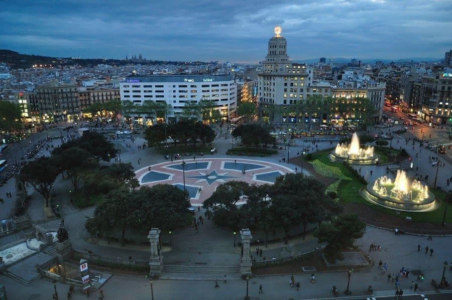 ساحة كتالونيا