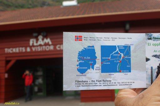 قرية فلام في النرويج