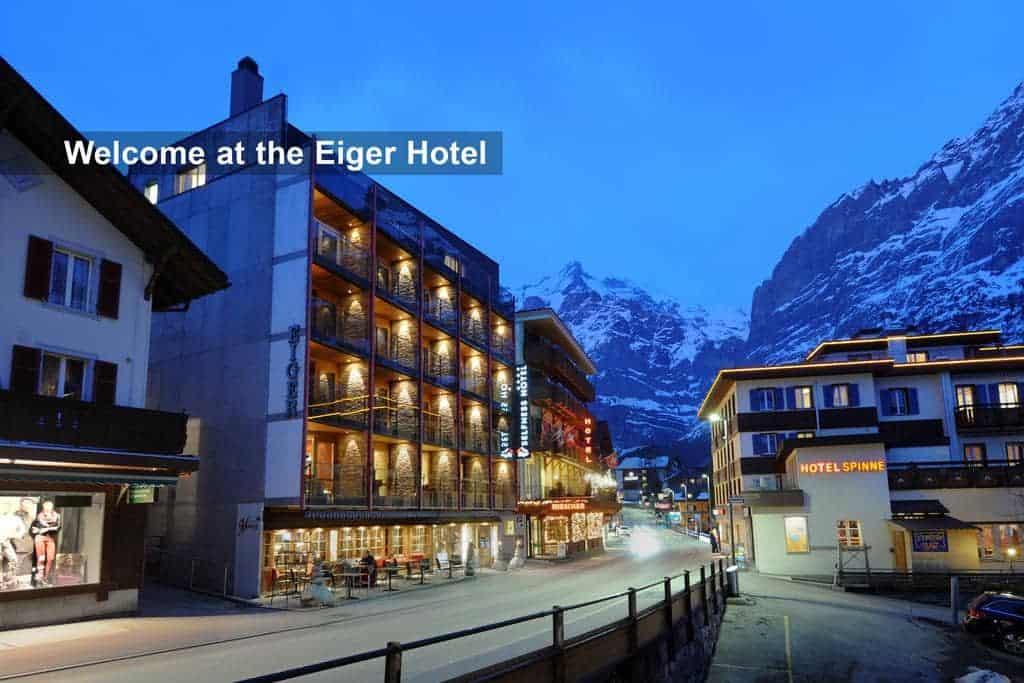 فندق إيغر