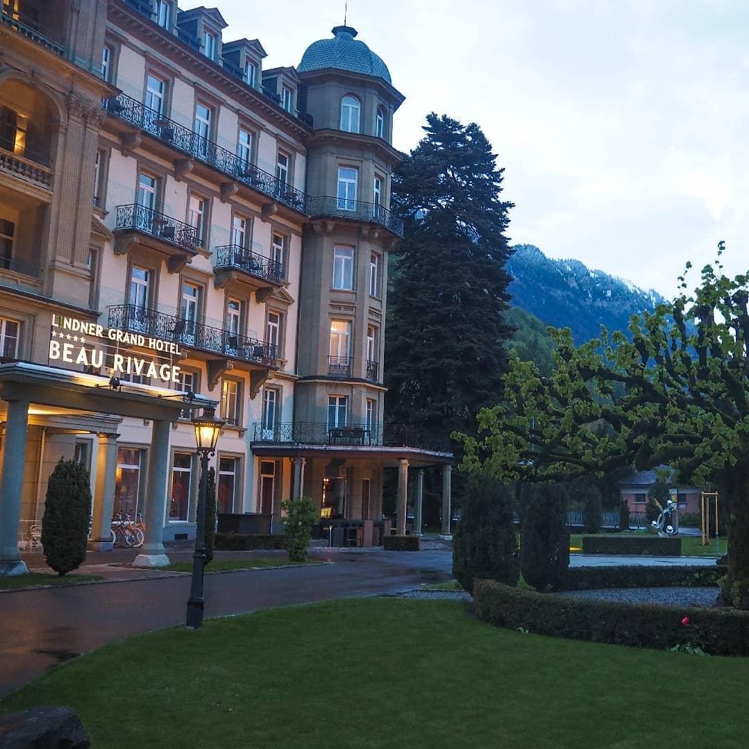 lindner grand hotel