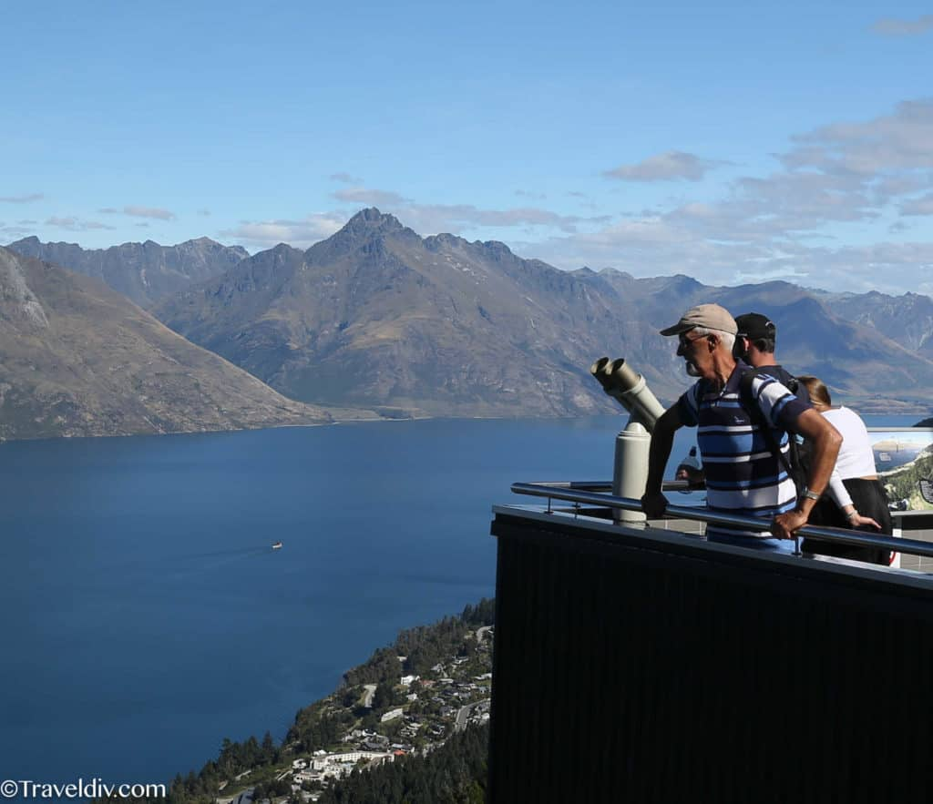 سكاي لاين Skyline Queenstown