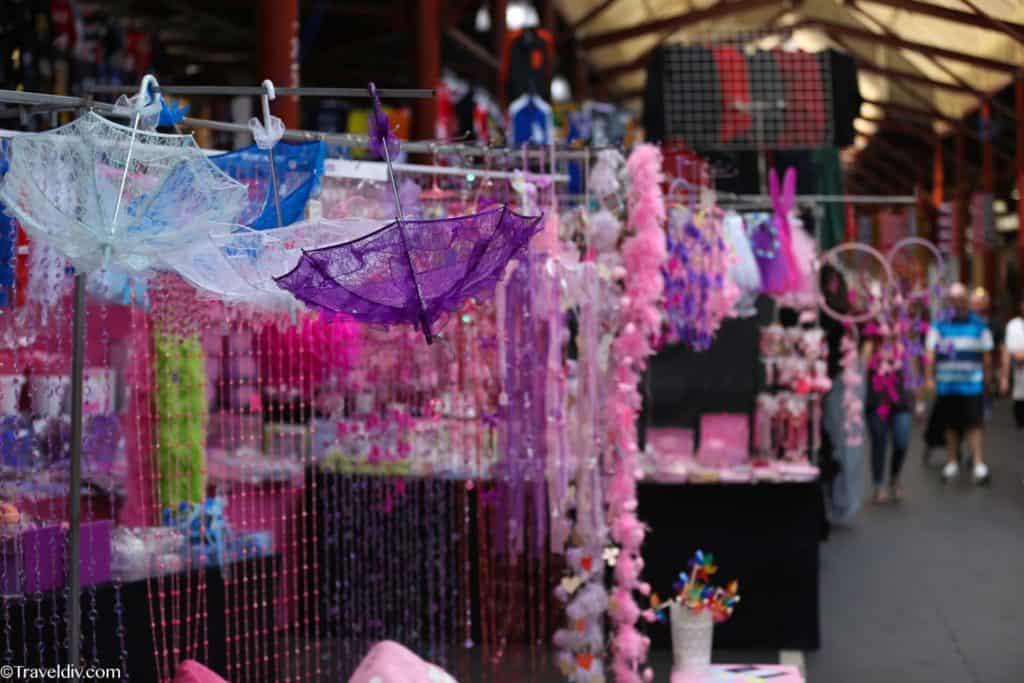 سوق الملكة فيكتوريا في ملبورن
