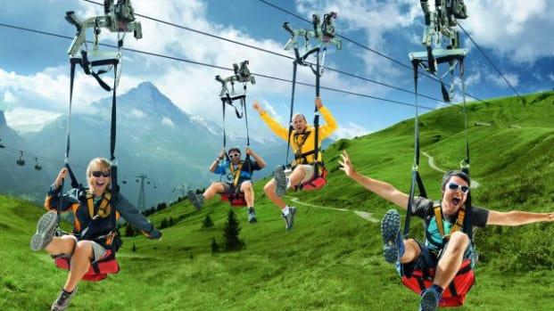 1494787839-5525-st-Flieger-Grindelwald-First السياحة في انترلاكن و ماحولها , اماكن سياحية بالاحداثيات و الاسعار و المواعيد