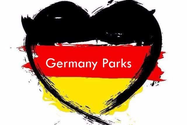 مدن الالعاب في المانيا