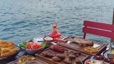 افضل 10 مطاعم في اسطنبول مرفق معها قائمة الطعام و الاسعار لكل مطعم