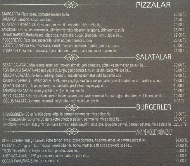 مطعم Yeniköy Sahil Kafe & Restoran