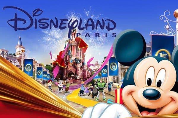 ملاهي ديزني لاند Disneyland Paris
